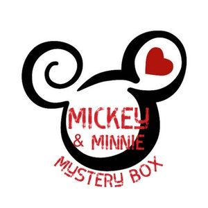 Mickey and Minnie Mystery Box